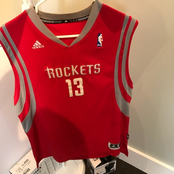 pretty nice 2a774 56978 James Harden Adidas Jersey